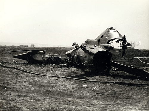 There hasn't been a fatal disaster during a training flight in the last 14 years. But several accidents and ejection occurred. MiG-21bis Fishbed-L crash