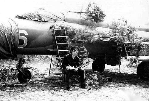 Soviet Air Force MiG-21SMT Fishbed-K in Poland