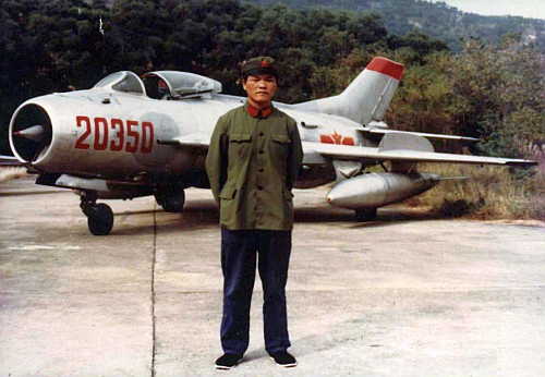 Shenyang J-6III MiG-19 Farmer advanced interceptor version