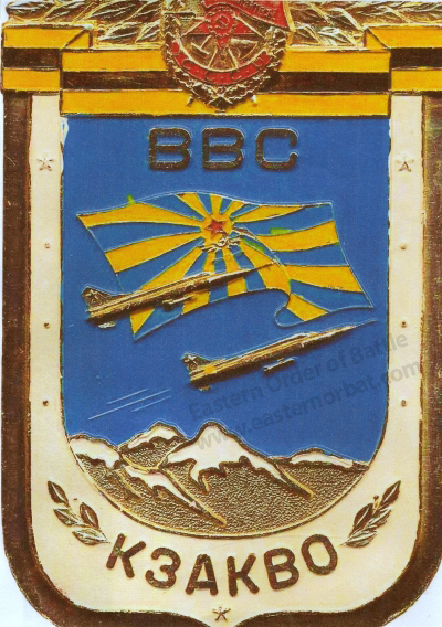 Soviet Union Transcaucasian Military District's Air Force