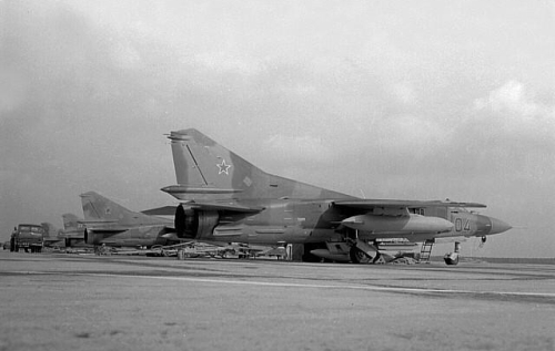 773rd Fighter Air Regiment MiG-21bis Fishbed-L