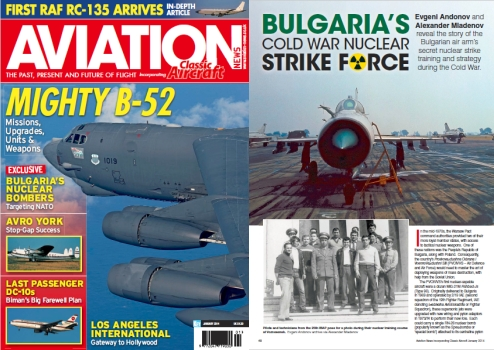 Bulgarian's Cold War Nuclear Strike Force