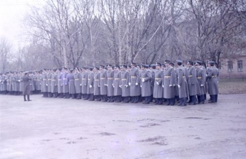 Soviet Kharkov Higher Military Aviation School