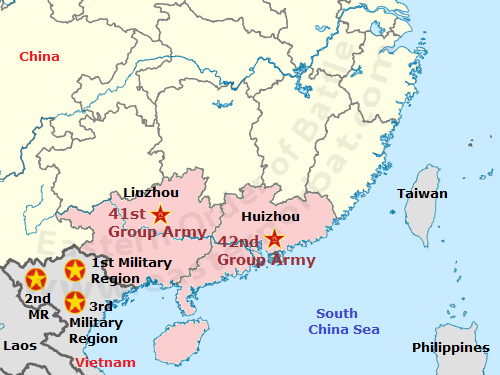 Chinese Guangzhou Military Region