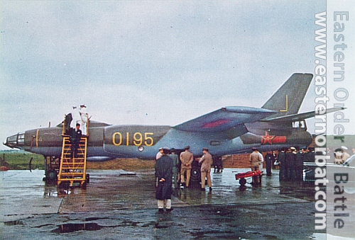 Chinese IL-28 at Taoyuan AFB
